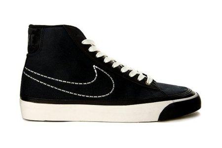 Nike se vuelve minimalista con sus zapatillas The Blazer