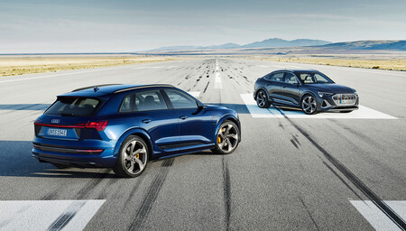 Llegan los Audi e-tron S y e-tron S Sportback, dos coches eléctricos deportivos de hasta 503 CV, desde 100.350 euros