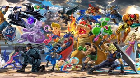 Super Smash Bros. Ultimate se corona como el juego con más espectadores simultáneos en la historia del EVO