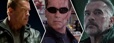 All the films of the franchise 'Terminator', sorted from worst to best