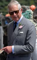 El Príncipe Carlos, todo un <em>gentleman</em> al más puro estilo <em>british</em>