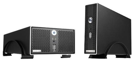 RaidSonic IcyBox NAS4210 y NAS4220: almacenamiento en red rápido y económico