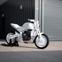 ¡Sorpresa! La Triumph Trident concept es la nueva moto naked de tres cilindros, estilo retro y muy buena pinta de Hinckley