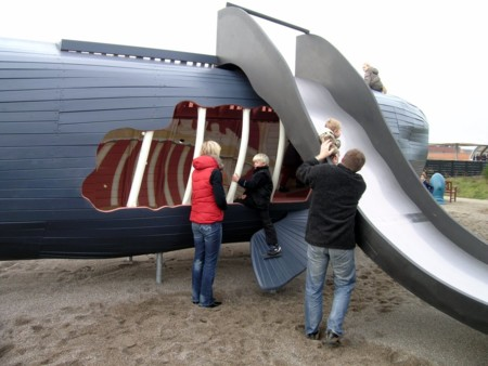 Kids Can Climb Inside The Whales Ribs Just Like Pinocchio Or Jonah