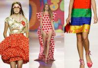 Agatha Ruiz de la Prada Primavera-Verano 2010 en Cibeles Fashion Week