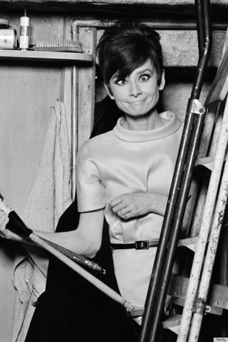 O Audrey Hepburn 570 4