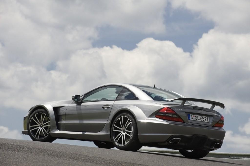 Foto de Mercedes-Benz SL 65 AMG Black Series (2/44)