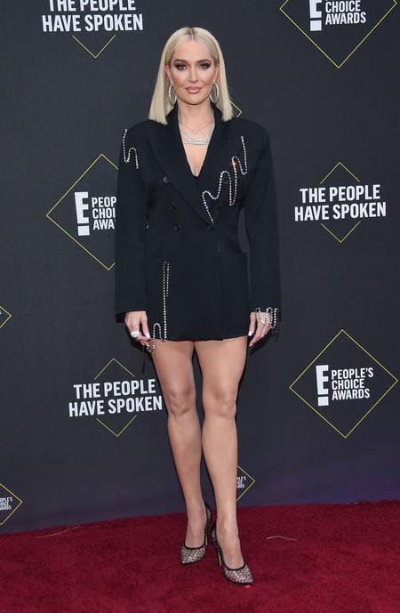 Erika Jayne Peoples Choice Awards 2019