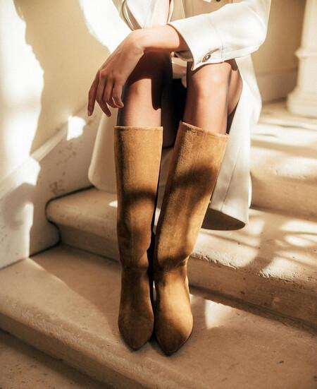 Boots N108 Ecorce