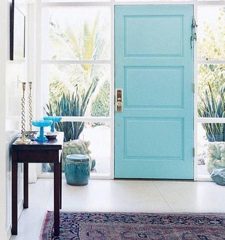 Vestibulo Azul