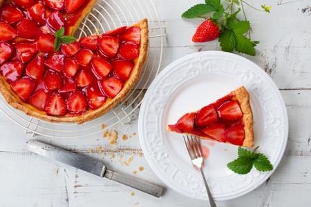 22 irresistibles recetas de tarta de fresa para celebrar su temporada
