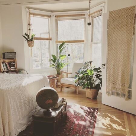 Las macetas colgantes están de moda: 11 propuestas para decorar una habitación, el jardín, la terraza o incluso el porche