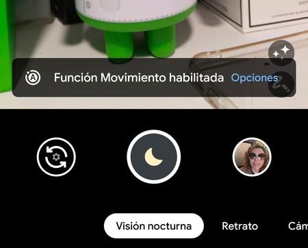 Forzado Modo Astrofotografico Google Pixel
