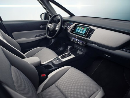 Honda Jazz 2020 Interior 02
