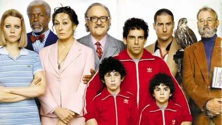 Moda de cine (IV):The Royal Tenenbaums