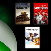 Overwatch, F1 2020 y Wreckfest están para jugar gratis en Xbox One con Xbox Live Gold