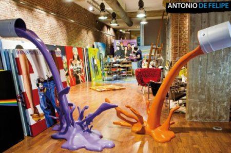 Antonio de Felipe, el arte de toda una generación