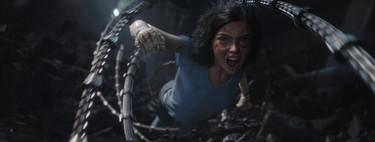 Alita: Ángel de Combate es la gran película de Robert Rodríguez, un filme que asombra con sus efectos visuales y conmueve con su historia