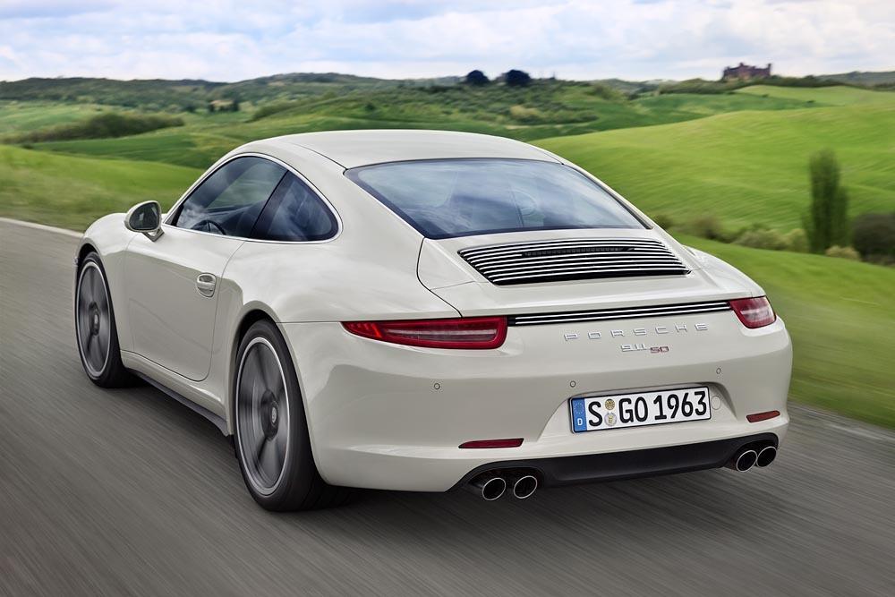 Foto de Porsche 911 Edición 50 Aniversario (1/9)