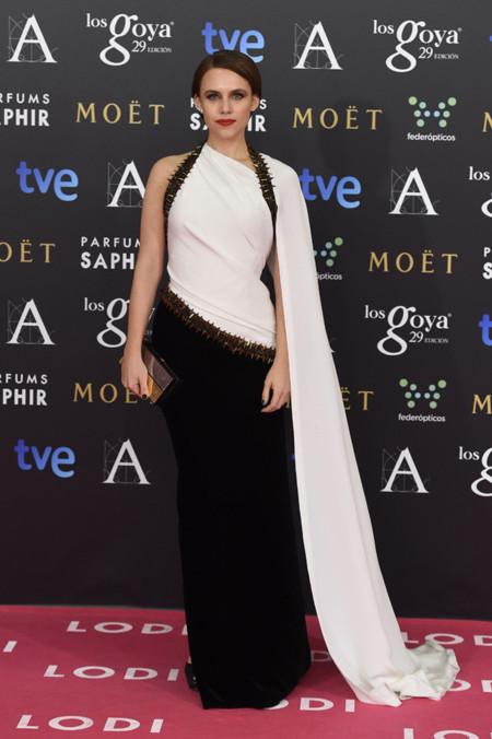 Aura Garrido Goya 2015 Jean Paul Gaultier Alta Costura