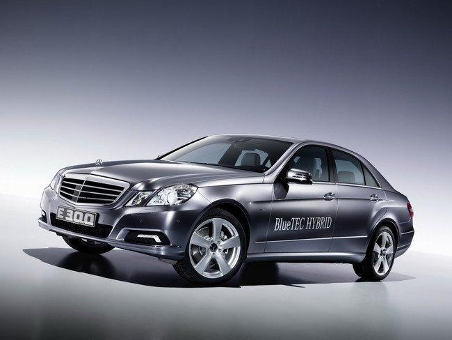 Mercedes-Benz E 300 CDI Hybrid