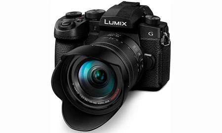 Amazon tiene de nuevo hasta la medianoche una sin espejo con teleobjetivo 14-140mm como la Panasonic Lumix DMC-G90H por sólo 1.041,67 euros