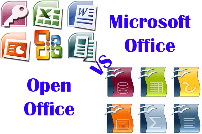 Open office tiene que mejorar pero no es tan grave como - Open office vs office libre ...