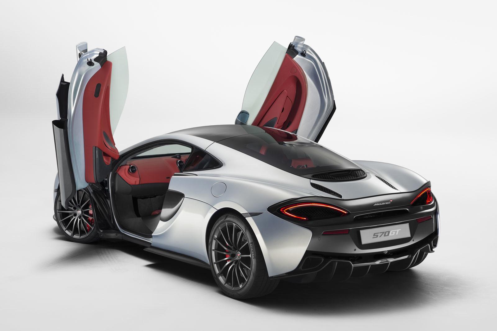 Foto de McLaren 570GT (3/19)