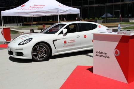 Vodafone Automotive quiere convertir tu coche en un smartcar a prueba de robos