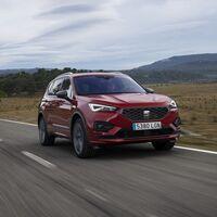 El SEAT Tarraco FR híbrido enchufable llegará a principios de 2021... y ya ameniza la espera con un nuevo motor diésel de 200 CV
