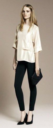 Nuevo lookbook de Zara Otoño-Invierno 2010/2011 para noviembre: looks clásicos entre el trabajo y la fiesta