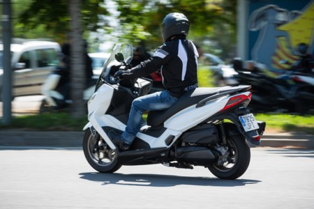 Kymco Grand Dink 2016 Test 009