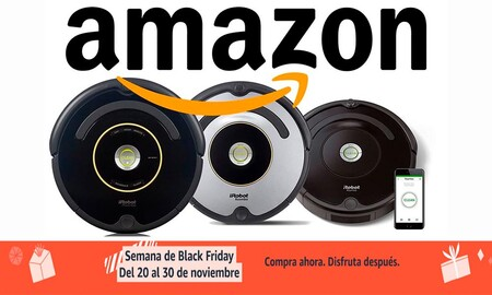 Black Friday 2020: las mejores ofertas de Amazon en robots aspirador y friegasuelos Roomba y Braava
