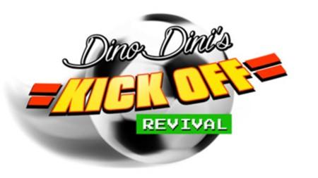 Dino Dini regresa al partido y hace el saque de honor: ¡vuelve Kick Off!
