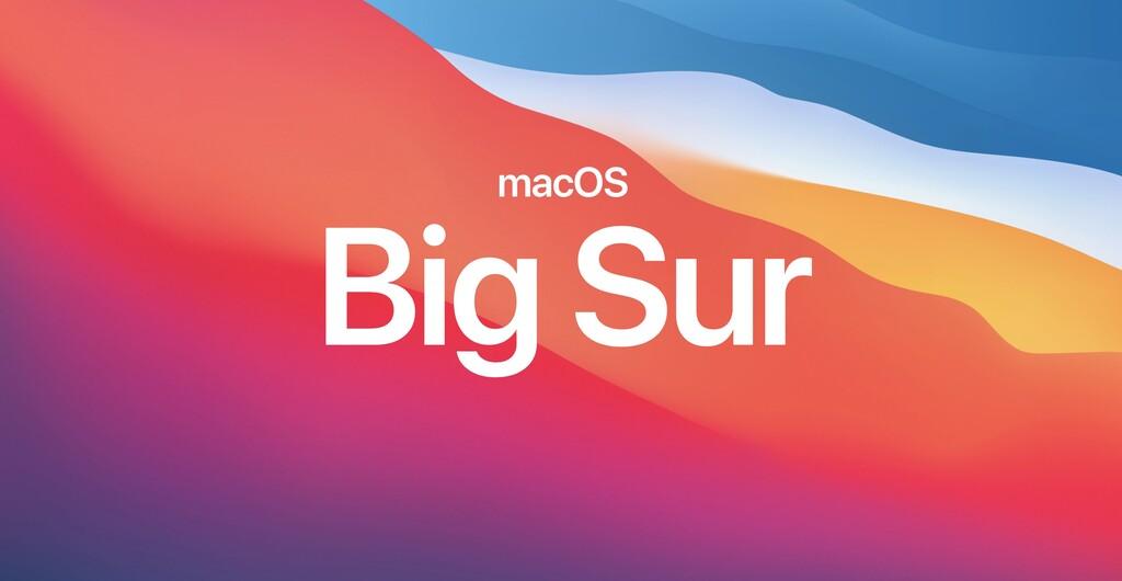 Apple ha liberado la segunda beta RC de Big Sur 11.0.1, versión meta el doce de noviembre