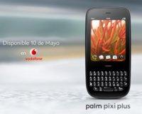 Palm Pixi Plus con Vodafone a partir del 10 de mayo