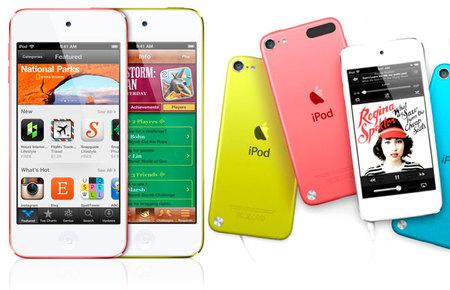Apple renueva también su consola portátil oficial, el iPod Touch