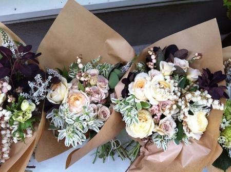 Nueve ideas para hacer composiciones florales en tu salón