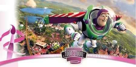 Disneyland París abrió una zona dedicada a Toy Story