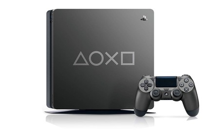 La Edición Limitada Days of Play de la PS4 Slim de 1 TB, con el cupón PARATECH de eBay te sale por 265,05 euros