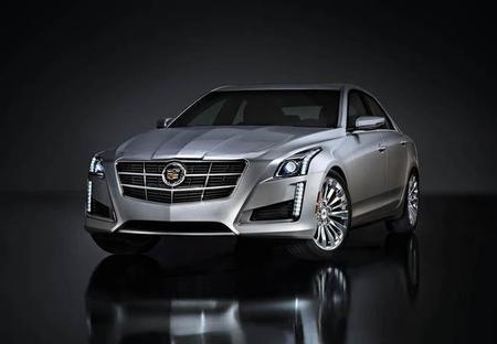 El Cadillac CTS 2014 ya tiene precio en México