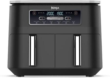 Ninja Foodi Af300eu Freidora De Aire Dual Zone