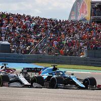 Fernando Alonso se inventó el adelantamiento irónico en Austin para sacar a relucir las vergüenzas de la FIA