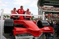 Ferrari Formula Rossa: la montaña rusa del Cavallino Rampante