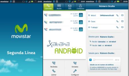 2e1674df892 Aplicación para Android de Segunda Línea de Movistar, gestiona tu número  virtual desde el móvil