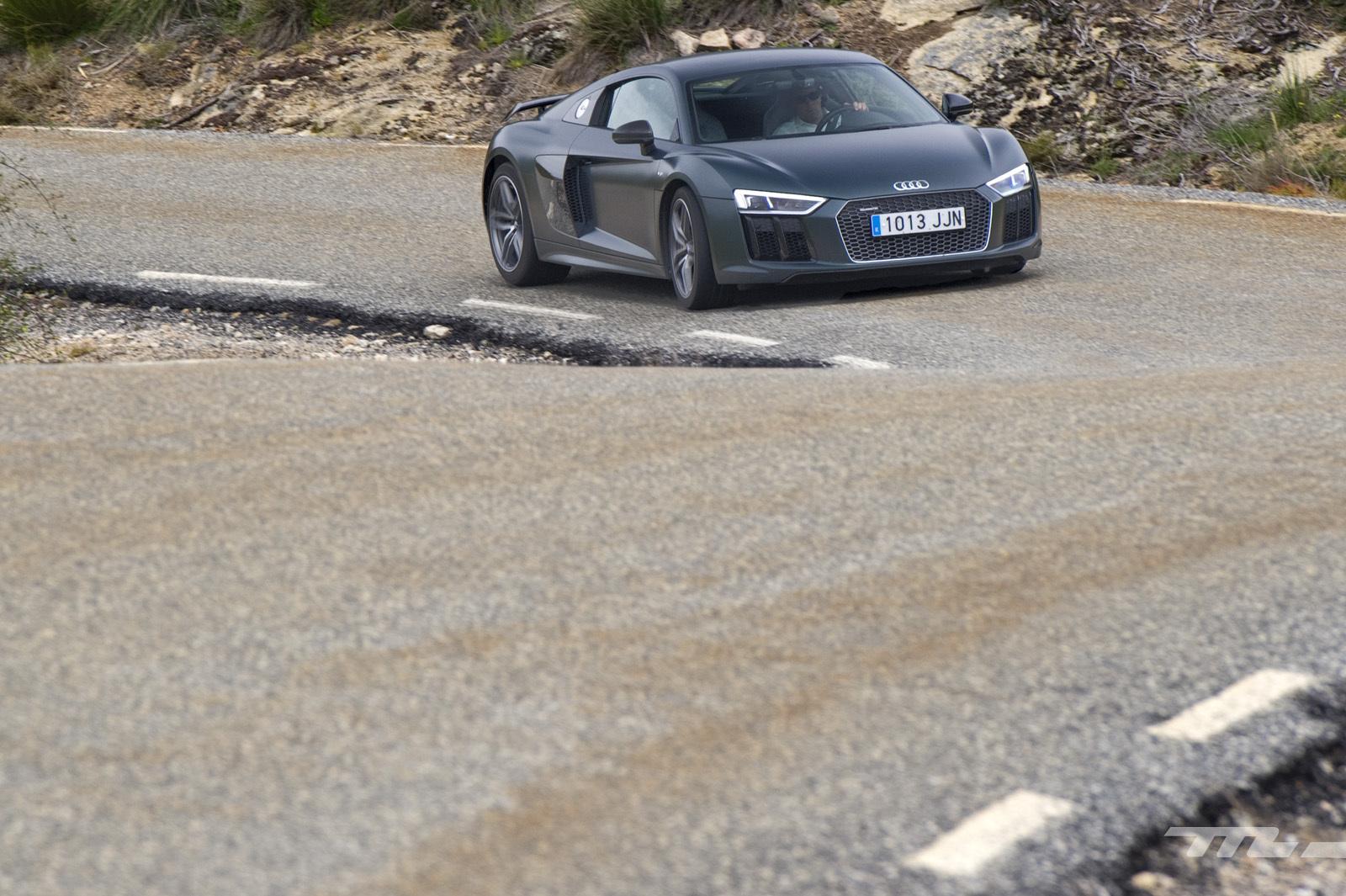 Foto de Audi R8 V10 Plus (prueba) (11/39)