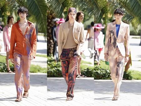 Mans Concept El Giro Cosmopolita A La Elegancia Masculina En Su Desfile En 080 Barcelona Fashion 2