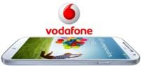 Precios Samsung Galaxy S4 con Vodafone