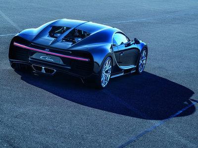 El Bugatti Chiron que quizá si te puedas permitir, 'made in' Lego Technic