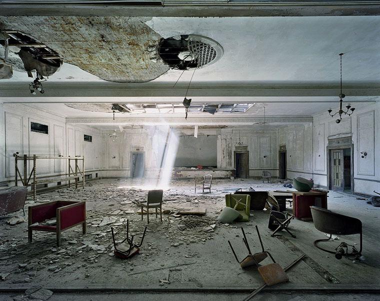 Foto de Las ruinas de Detroit (7/14)